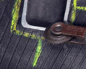 Everhard corrugated stitcher