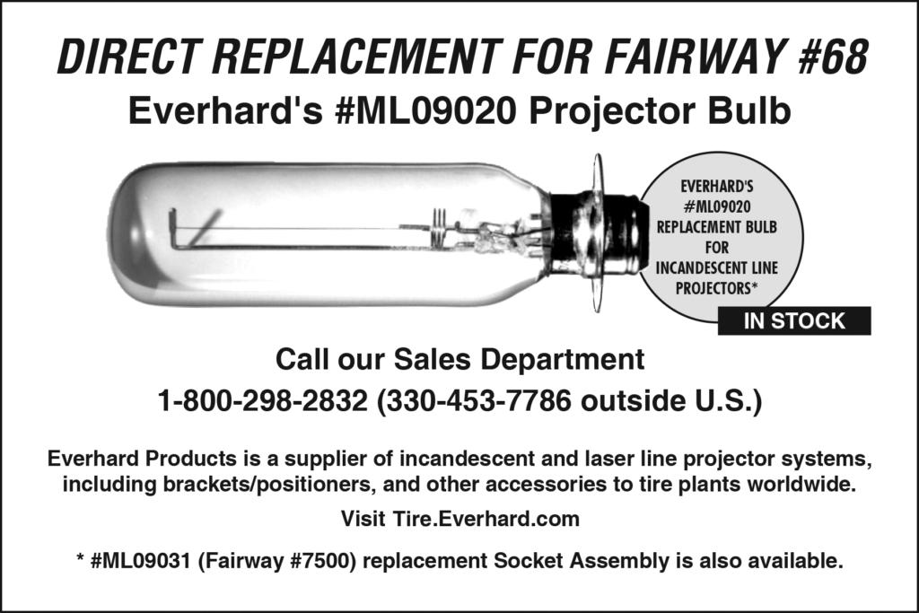 Everhard ML09020 Projector Bulb
